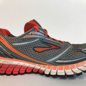 Brooks Mens Ghost 6 Running Shoes Size 8 D